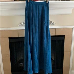 Show me your mumu Princess Di Stretch Maxi Skirt